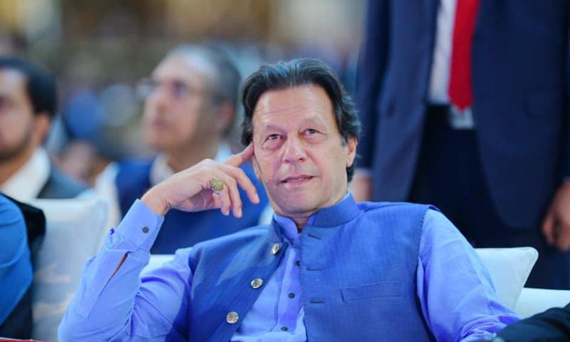کراچی کے مسائل کا حل سندھ حکومت کی ذمہ داری ہے، عمران خان