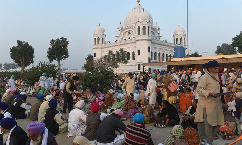 Pakistan, India agree on service fee for Kartarpur Corridor