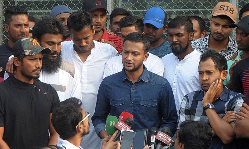 بنگلہ دیش کرکٹ بورڈ اور کھلاڑیوں کے درمیان بحران شدید تر ہو گیا