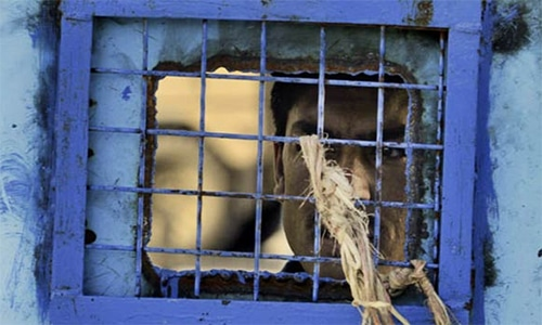 No Khasadar or Levies personnel will be allowed to torture any prisoner inside their lock-ups, say officials. — AP/File
