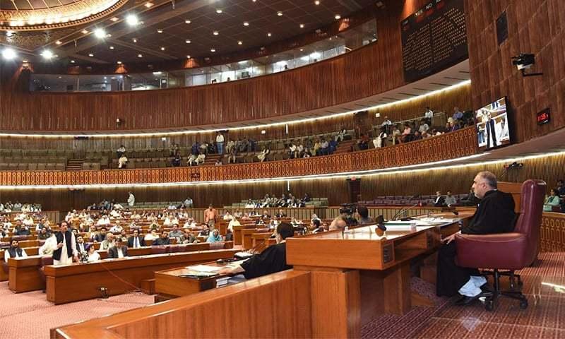 حکومت نیشنل کاونٹر ٹررازم اتھارٹی ترمیمی بل 2019 کو منظوری کے لیے قومی اسمبلی اجلاس میں پیش کرے گی۔ — فائل فوٹو/فیس بک