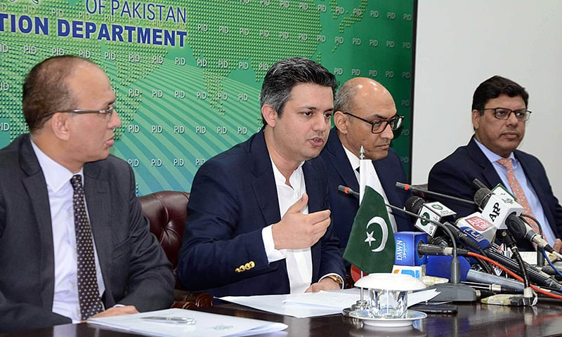 Pakistan to complete all points of FATF action plan by next year: Hammad Azhar