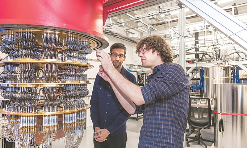 Google claims quantum leap in computing, rivals say wait a qubit