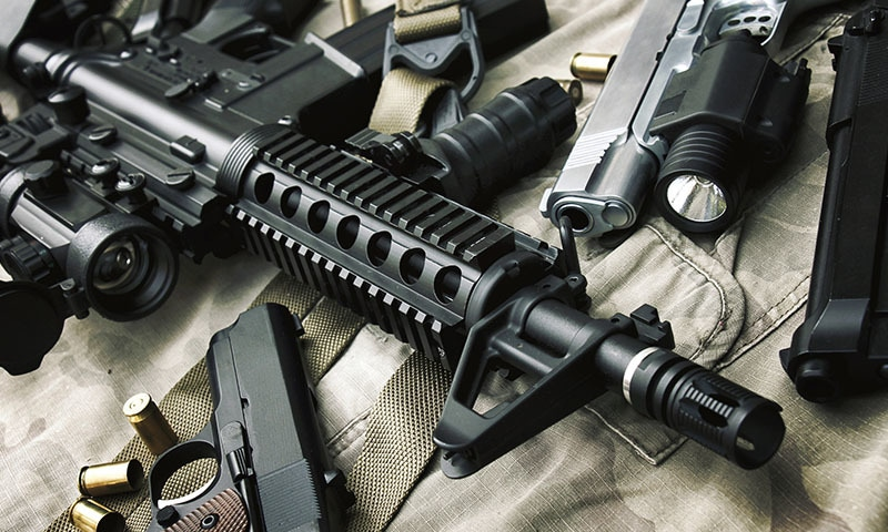 اراکین پارلیمنٹ کے اثاثوں میں 'ممنوعہ ہتھیاروں' کی موجودگی کا انکشاف