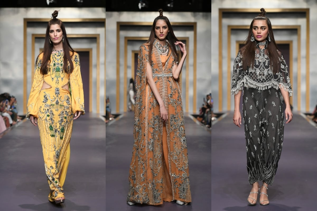 AFH brought a very signature showcase for Day 1 of FPW.