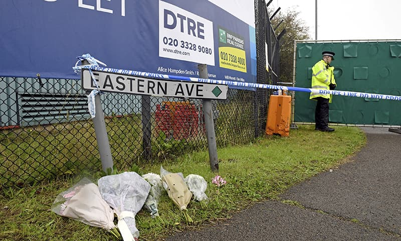 39 truck death victims in UK were all from China