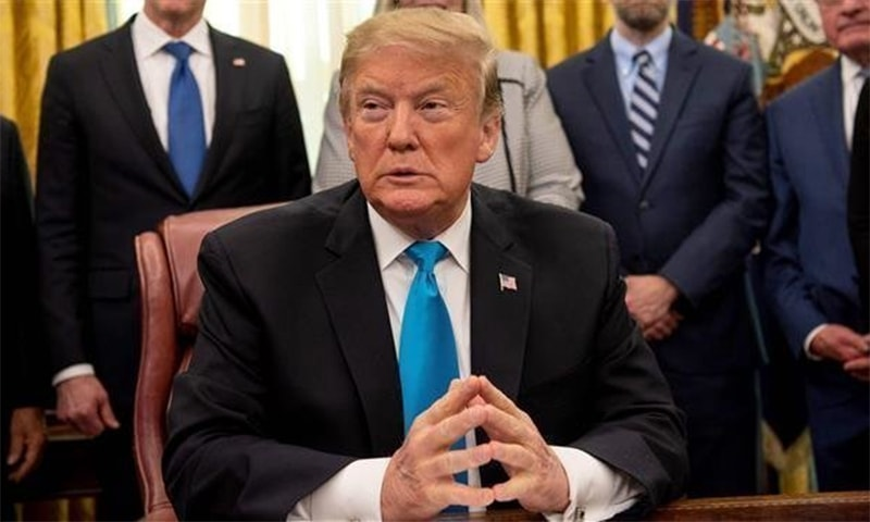 Despite Indian rejection, UN secretary general and US President Donald Trump have both repeatedly offered to help reduce tensions. — AFP/File