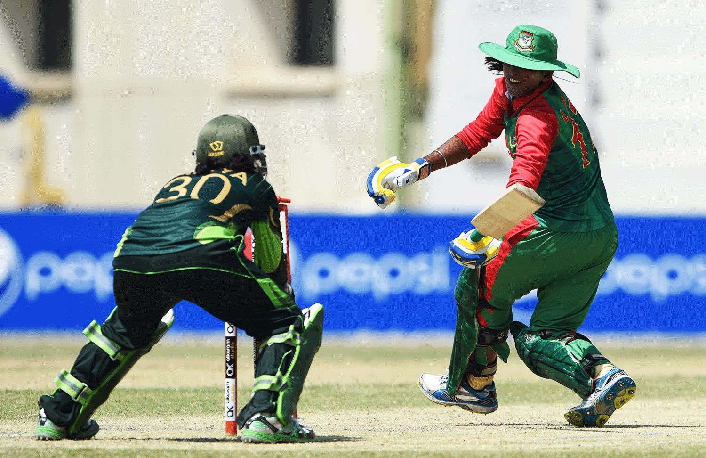 Pakistan, Bangladesh women cricket teams lock horns in T20  series opener today