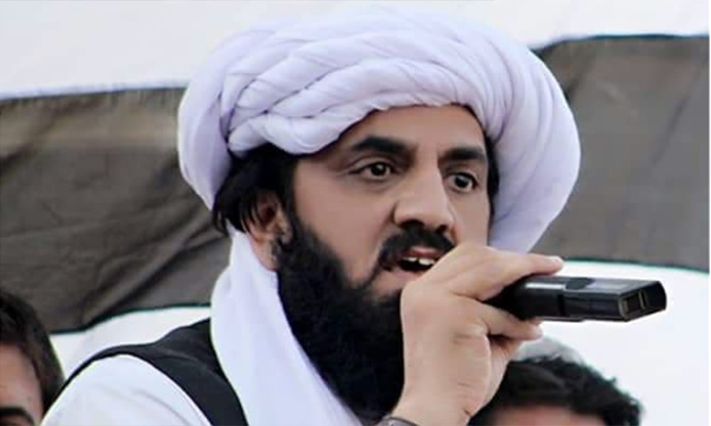 Hafiz Hamdullah remained a senator from Balochistan between March 2012 and March 2018. — Photo courtesy: Twitter