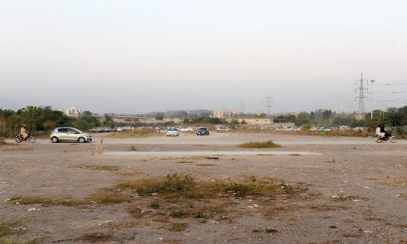 Azadi March venue could disrupt daily life in Islamabad