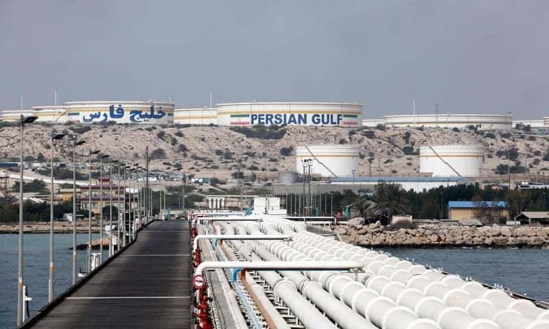 Iran would need oil at $195 a barrel next year to balance budget, says IMF