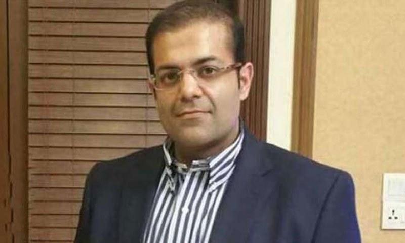 نیب سلمان شہباز کے خلاف منی لانڈرنگ کی تحقیقات کر رہا ہے—فائل فوٹو: ڈان