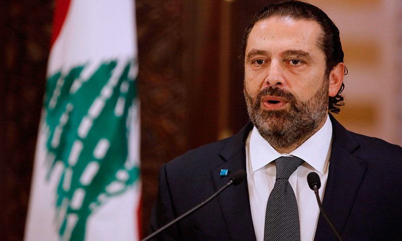 لبنان کے وزیر اعظم شدید مظاہروں کے بعد مستعفی