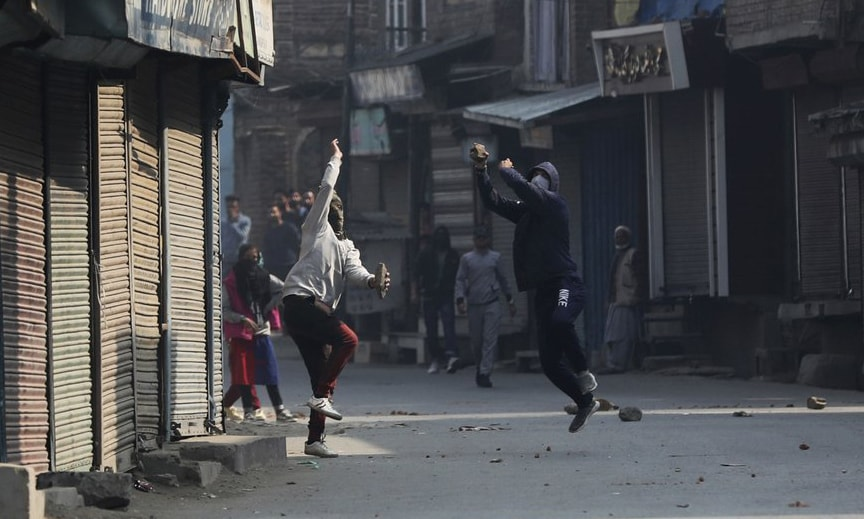 India moves to divide occupied Jammu and Kashmir amid harsh security clampdown, protests
