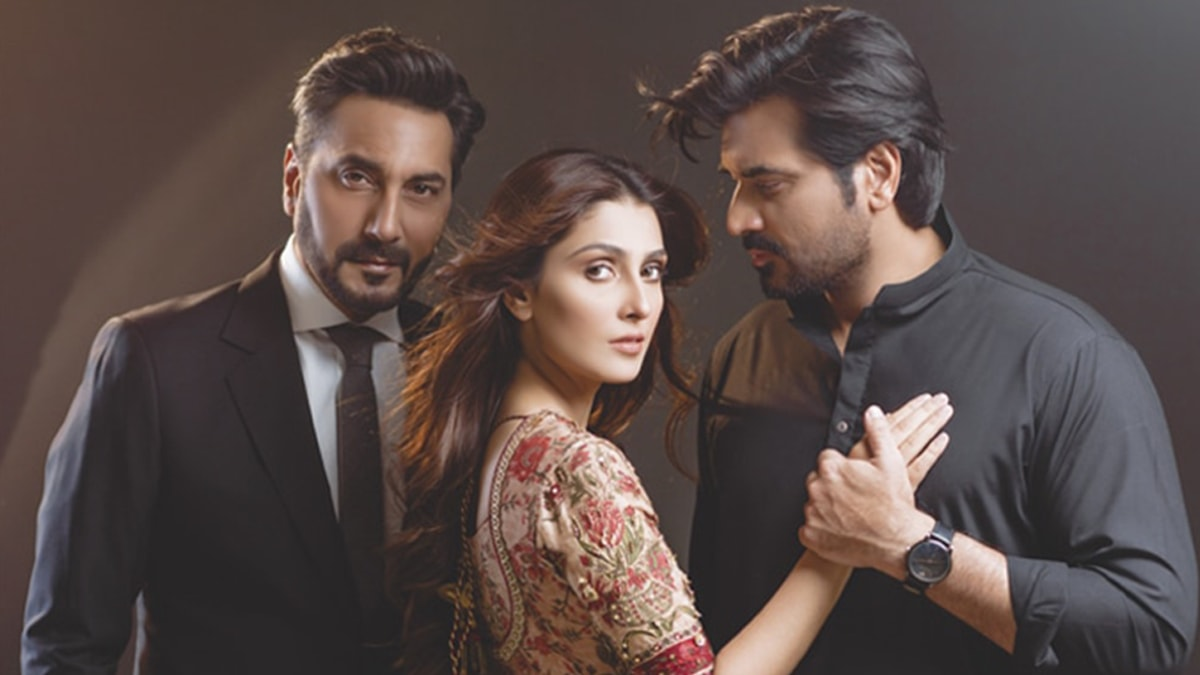 Saeed has spent way too long in the industry to be threatened by an ensemble cast.