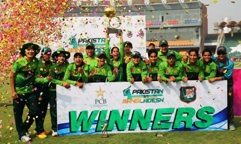 Pakistan women's cricket team outclass Bangladesh, claim T20 series