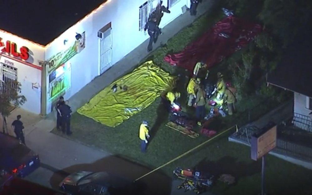 کیلیفورنیا میں ہیلوین پارٹی کے دوران فائرنگ، 3 افراد ہلاک