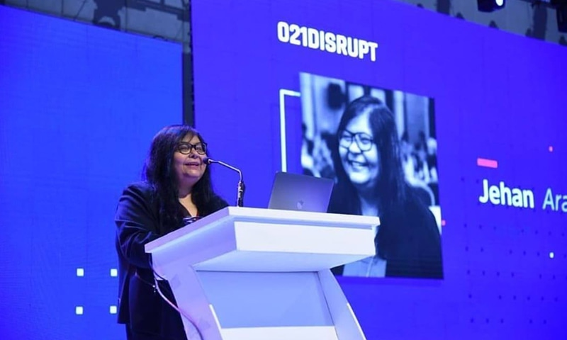 Tech conference 021Disrupt kicks off in Karachi today
