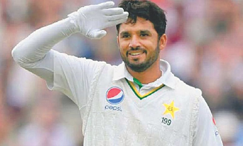 Azhar Ali takes over the Test leadership