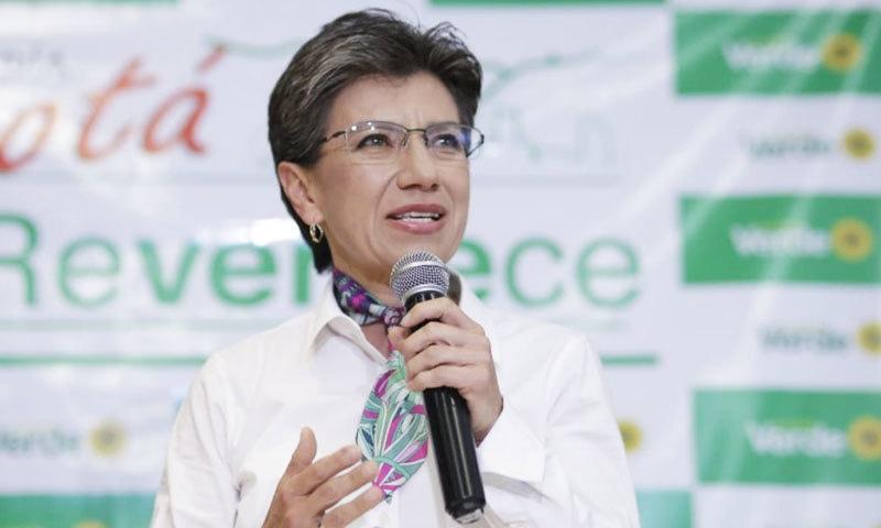 کولمبیا میں پہلی ہم جنس پرست خاتون میئر منتخب