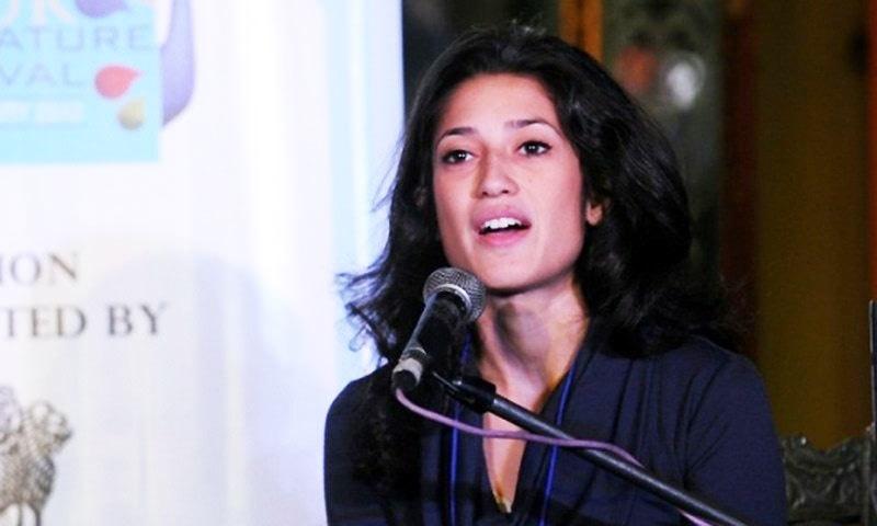 فاطمہ بھٹو بھی سیاست میں بظاہر دلچسپی نہیں رکھتیں—فائل فوٹو: اے ایف پی