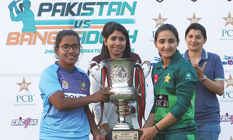 Bangladesh Beat Pakistan in Last-over Thriller