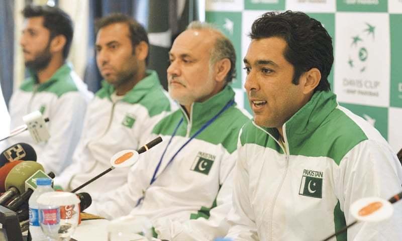 ڈیوس کپ کی پاکستان سے منتقلی کا فیصلہ جانبدارانہ ہے، اعصام الحق