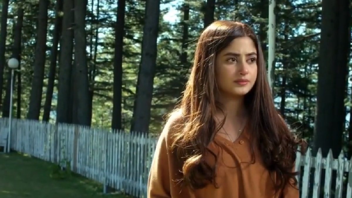 Sajal is no damsel in distress.