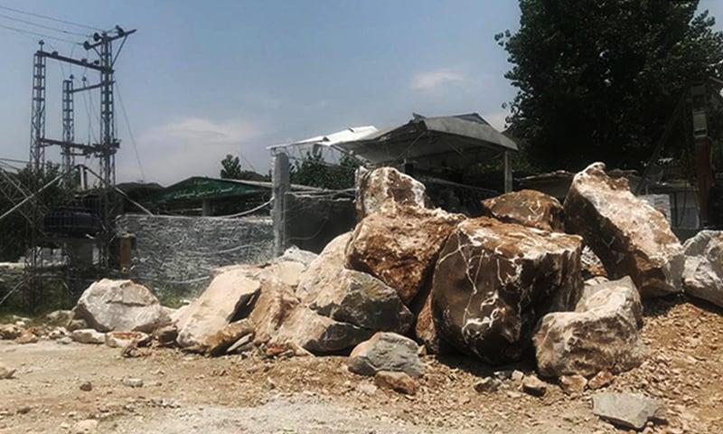 ماربل کا کارخانہ—فراز احمد خان