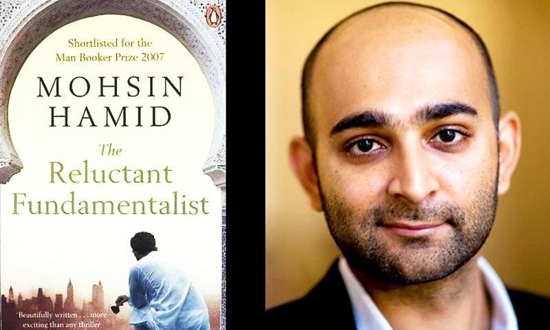 محسن حامد کے ناول کی کہانی پاکستانی مرد کے امریکی خاتون کے رومانس کے پس منظر میں لکھی گئی ہے—فوٹو: فیس بک/ بی بی سی
