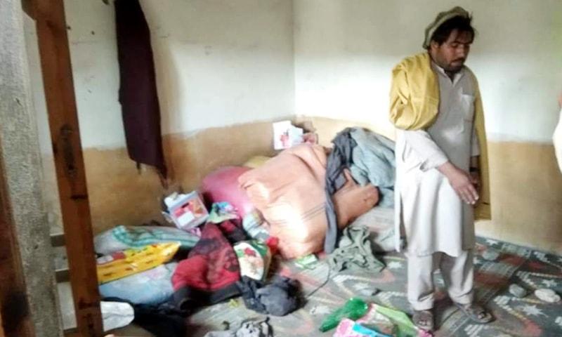 تاجروں کی شکایت پر پولیس نے ایف آئی آر درج کرلی—فوٹو: علی اکبر
