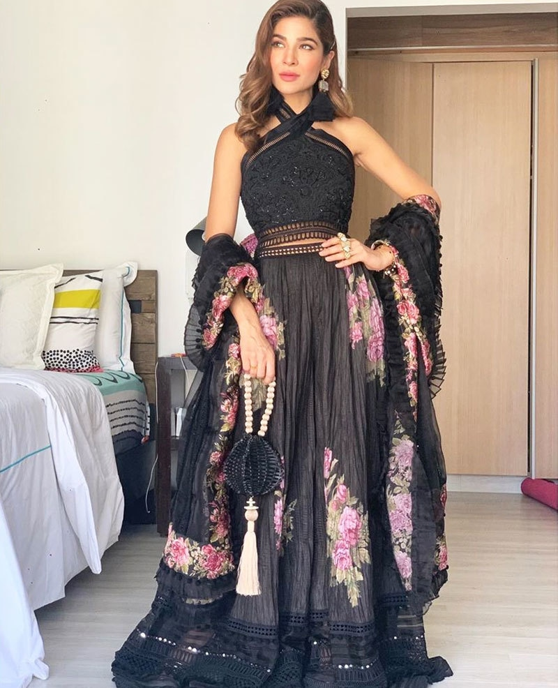 اداکارہ کی فلم رہبرا کی شوٹنگ منسوخ کردی گئی ہے—فوٹو: انسٹاگرام