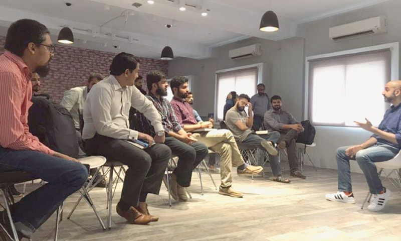 Chief Faizan Laghari bets on events discovery and booking portal to make your life more 'happening'.