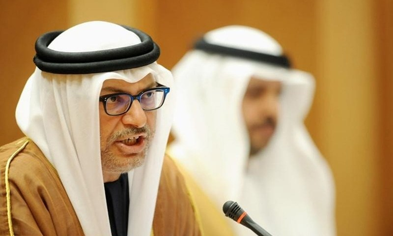 UAE calls for Iran talks with world powers, region