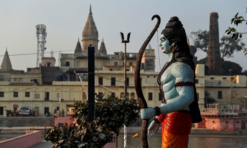 Ayodhya verdict is silent on why Muslims must prove exclusive possession of site – but not Hindus