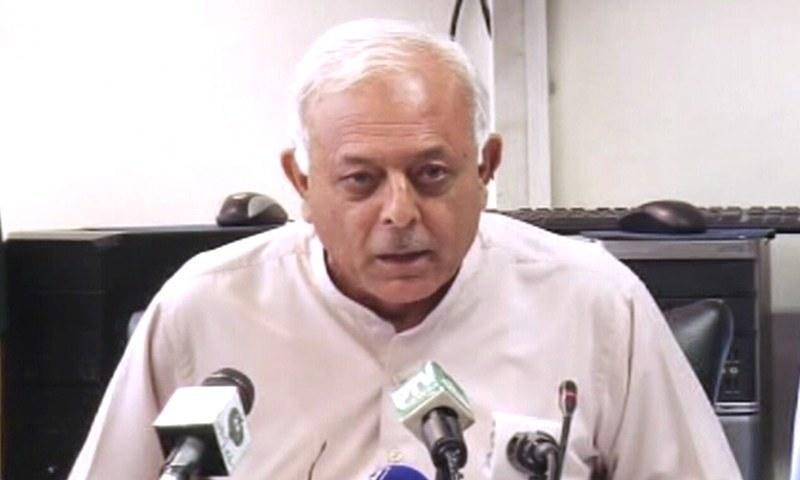 درخواست کے مطابق وفاقی وزیر نے نواز شریف کی رہائی کو حکومت اور سابق وزیراعظم کے درمیان ڈیل سے جوڑا تھا— فائل فوٹو: اے ایف پی