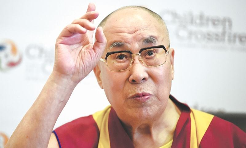 Dalai Lama says he can pick his own successor, possibly a girl, or even declare himself the final Dalai Lama. — Reuters/File