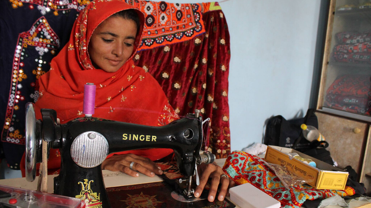 Together, Chai Spot and Sughar Foundation empower women in rural communities.
