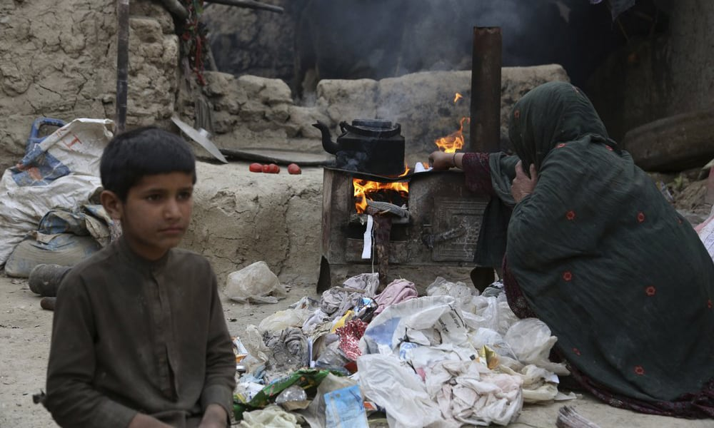 Air pollution in Afghan capital may be deadlier than war