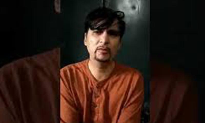 ملزم کو گزشتہ روز راولپنڈی سے گرفتار کیا گیا تھا — فوٹو: ڈان نیوز