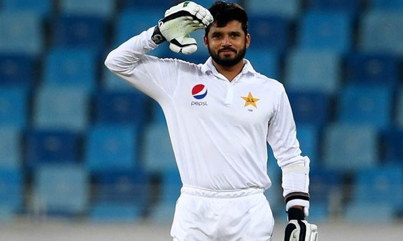 اظہر علی نے عمدہ کارکردگی پر ٹیم کے کھلاڑیوں کو سراہا— فائل فوٹو: اے ایف پی