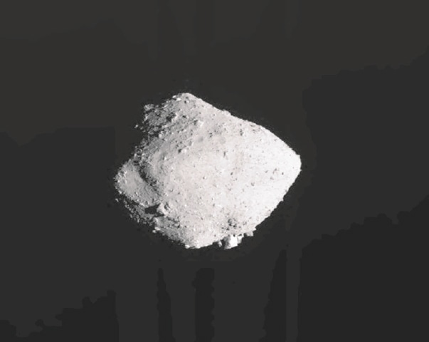 Hayabusa-2 Returning To Earth With Piece Of Ryugu Asteroid