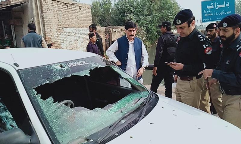 پشاور: نامعلوم ملزمان کی فائرنگ سے سی ٹی ڈی کا ڈی ایس پی شہید