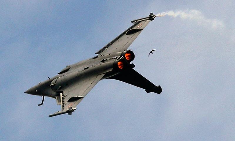 بھارتی عدالت  نے رافیل طیارے کی خریداری پر تحقیقات کی درخواست مسترد کردی