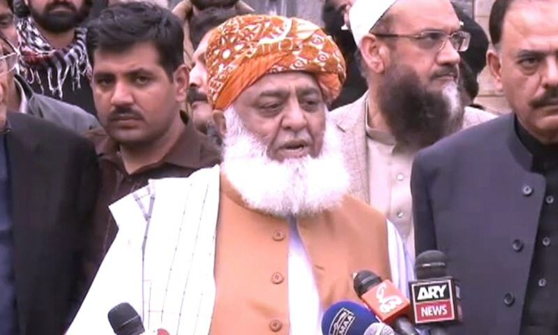 Editorial: Is Maulana's Plan B a face-saving gimmick or does he really mean it?