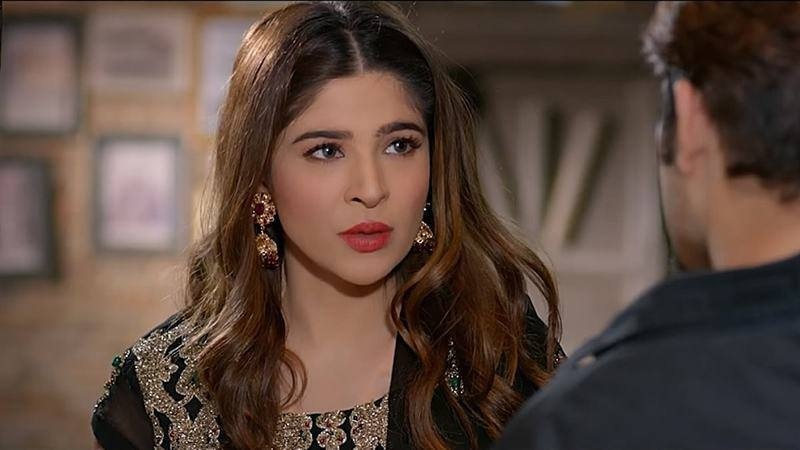 Ayesha Omar provides some relief during her brief time on screen.