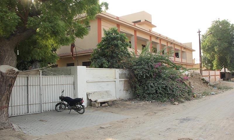 کراچی سینڑل جیل کا وہ ریسٹ ہاؤس جس میں بھٹو کو رکھا گیا تھا—اعجاز کورائی