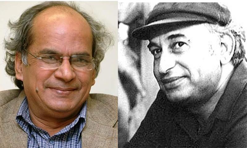 ذوالفقار علی بھٹو اور شاہد حسین
