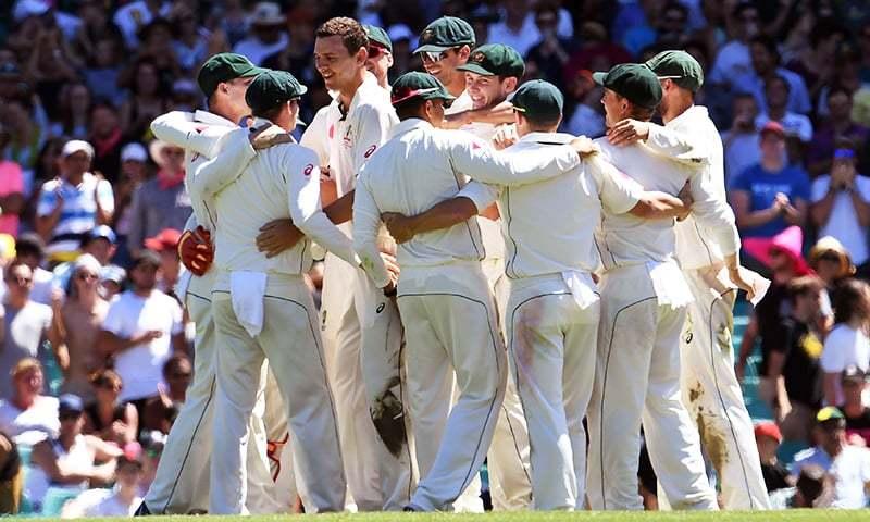آسٹریلیا اور پاکستان کے درمیان پہلا ٹیسٹ میچ 21نومبر سے برسبین میں کھیلا جائے گا— فائل فوٹو: اے ایف پی