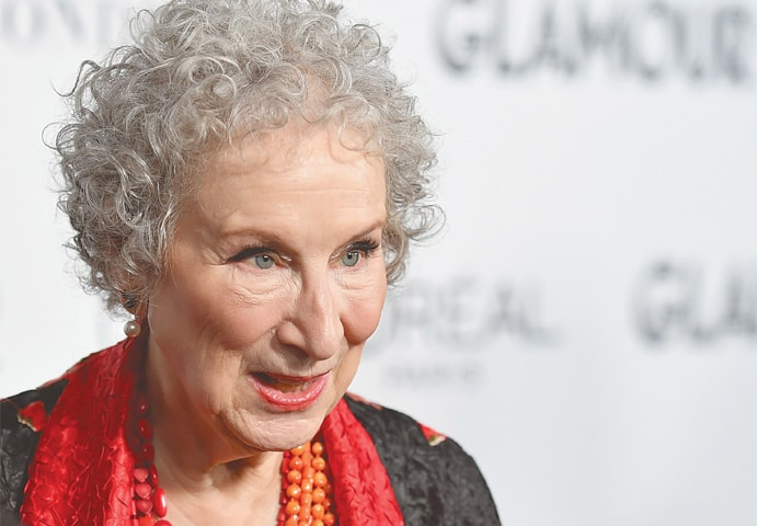 MARGARET Atwood, one of 250 luminaries rallying around Aatish over his citizenship issue.—AFP